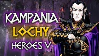 ⚔️ Heroes of Might and Magic V - Kampania Lochu - Na żywo