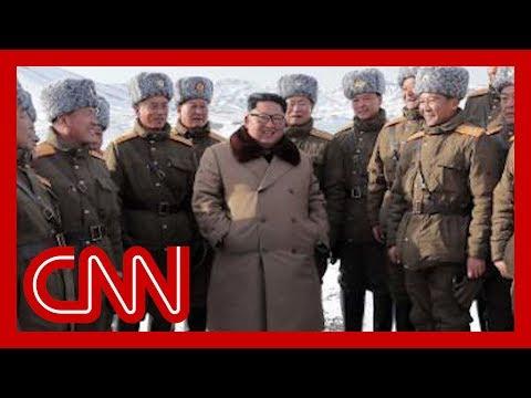 North Korea says