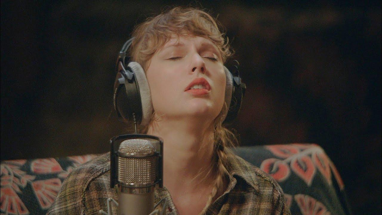 Taylor Swift - my tears ricochet (studio sessions)