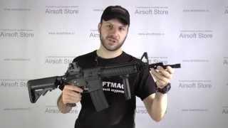 Страйкбольный автомат DBoys M4A1 SQB R (3981M) http://www.airsoftst...