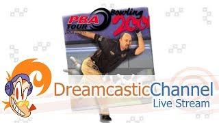 PBA Tour Bowling 2001 | Dreamcast Online Multiplayer | Live Stream | 5/19/2019