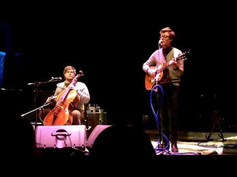 Jeremy Messersmith - 7:02 (Live) @ Music Box Theater 10/02/2009