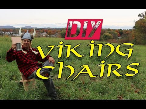 how to make a viking ship easy
