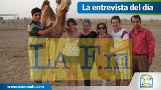 Claudia Tovar, la mujer perseguida por María Luisa Piraquive y su hijo por estar embarazada