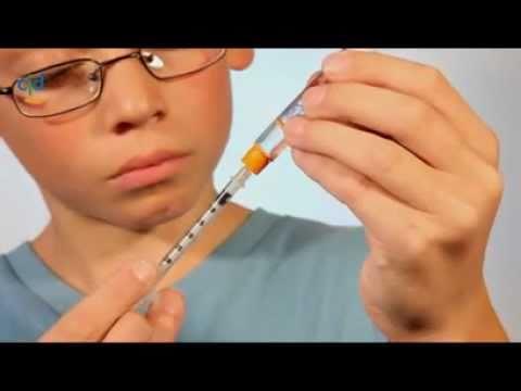 Spritzen bei Kindern und Jugendlichen - YouTube