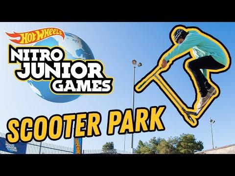 Scooter Park FULL EVENT - Nitro Junior Games