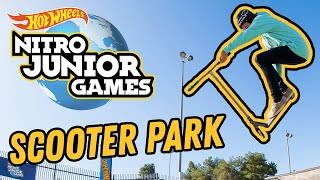 Scooter Park FULL EVENT - Nitro Junior Games