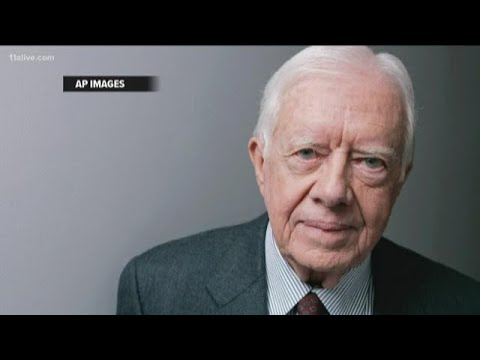 Jimmy Carter becomes the first US president to celebrate 95th birthday