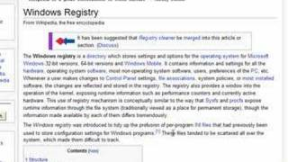 What is the Windows Registry and How Does it Work?