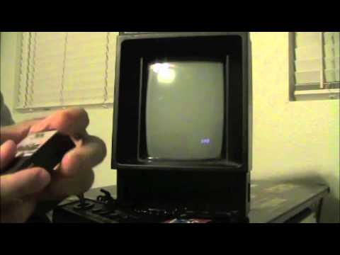 GCE Vectrex System Review - Gamester81
