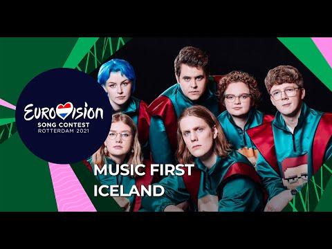 Music First with Daði og Gagnamagnið from Iceland ?? - Eurovision Song Contest 2021