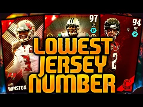 LOWEST JERSEY NUMBER DRAFT! | HOLY ELITES!! MADDEN 16 DRAFT CHAMPIONS