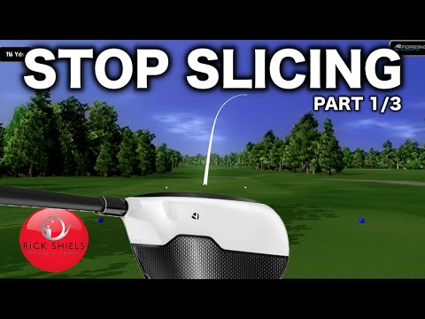 STOP SLICING YOUR DRIVER PART 1/3