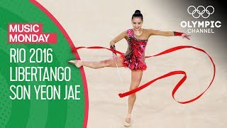 "Son Yeon Jae's ""Libertango"" in Rio 2016 