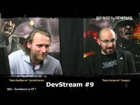 Devstream #9 - Live from Copenhagen