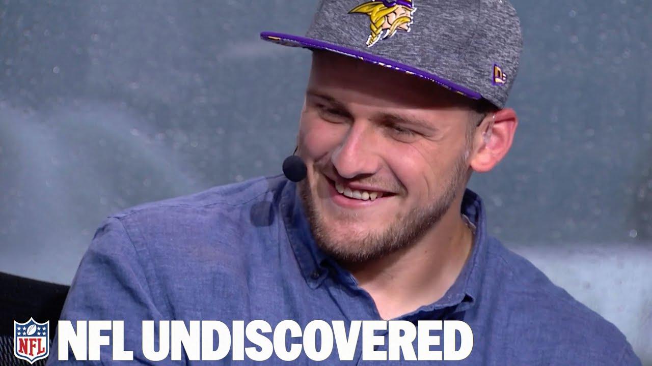 The Minnesota Vikings Draft Moritz Böhringer! (Episode 12)  92eb2c506