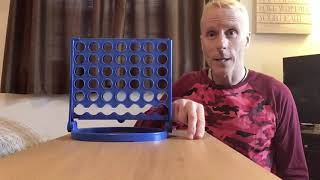 Game Time with John: Connect 4 with Therapeutic Benefits