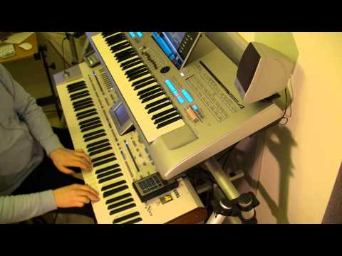 One and One (Robert Miles) Cover by Burschi1977