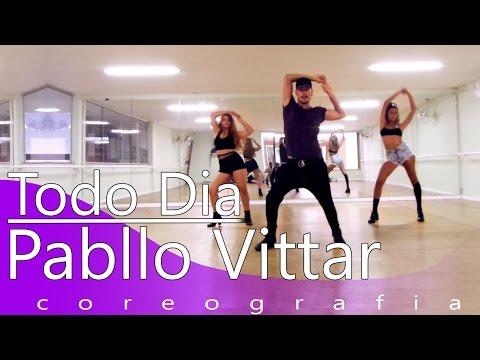 Todo Dia - Pabllo Vittar  Coreografia Ton Novais