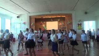 Танец выпускников. Школа №2.