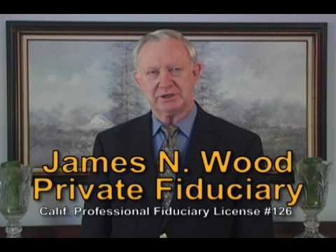 James N. Wood - Private Fiduciary