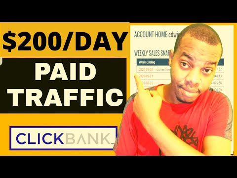 Best paid traffic source for clickbank offers | clickbank affiliate marketing | Part #1