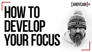 How To Develop Your Focus | 75 Hard | Andy Frisella | YouTube Exclusive