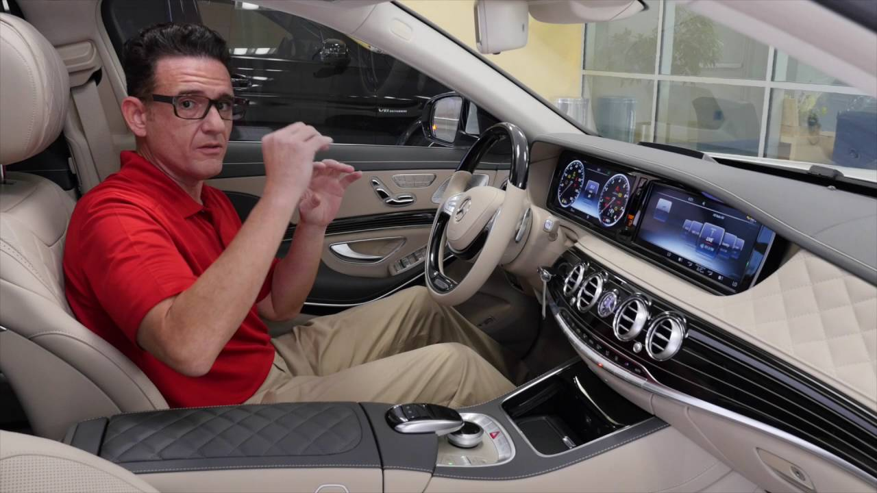Presenting the 2016 Mercedes-Benz S-Class S550 DESIGNO from Mercedes Benz  of Arrowhead