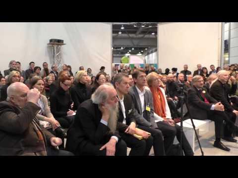Kurt Wolff Preis 2016 - Preisverleihung auf der Leipziger Messe