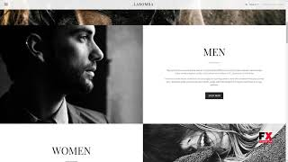 Labomba - Responsive Multipurpose WordPress Theme Hideaki Flynn