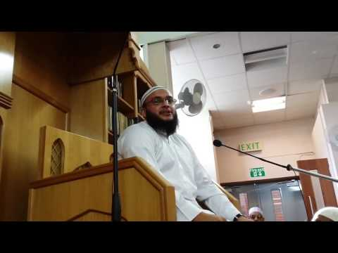"Jummah Khutbah On ""Power Of Dua"" By Hafiz Haaris Abdus Samad"
