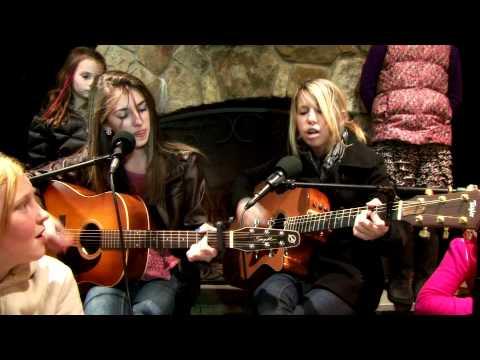 Abby Miller & Taylor Klein perform