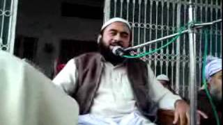 Qari Azhar Mahmood Azhari Hameed Shareef best Speech 06-02-11