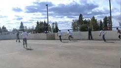 Peerless Lake Ballhockey Tournament
