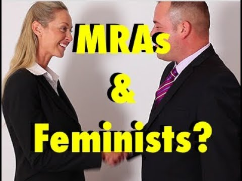 Why MRAs and Feminists DON'T Work Together
