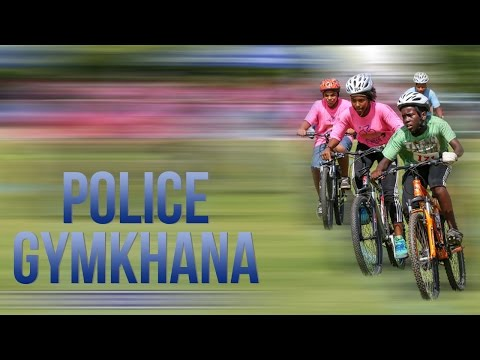 Police Week Begins With Gymkhana, October 1 2016