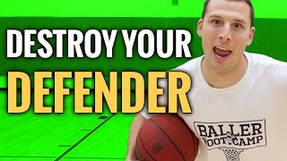 REVEALED: The Best Basketball Dribble Moves To Get past Defenders
