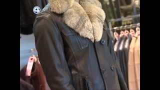 видео Меховые шубы для мужчин 2015