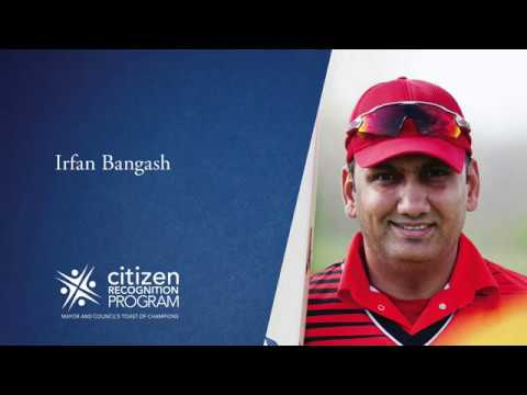 Citizen Recognition Program / Irfan Bangash