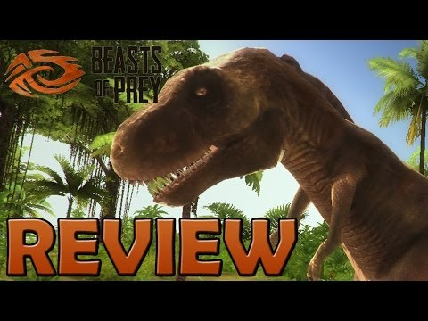 Online Dinosaur Survival - Beasts of Prey Review