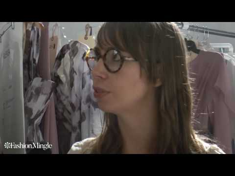 Leanne Marshall Fashion Show and Interview   NYFW SS 2017