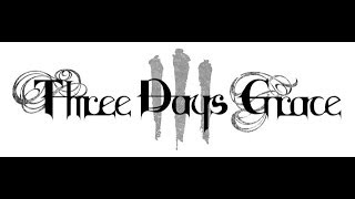 Three Days Grace - Life Starts Now (Lyrics)