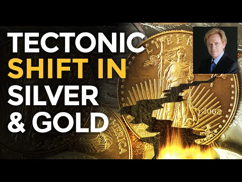 What Is the Tectonic Shift In Silver & Gold Markets? - Mike Maloney