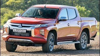 2019 Mitsubishi L200 Series 6 - Versatile And Comfort Pick-Up