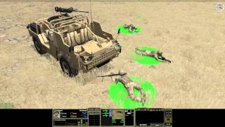 Combat Mission Shock force: Quick Mission #1