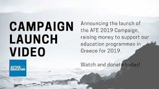 2019 Campaign Launch