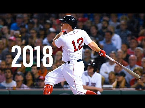 Brock Holt 2018 Highlights