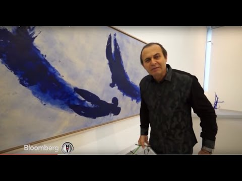Ayhan Sicimoğlu ile RENKLER - Mamac Museum - Nice