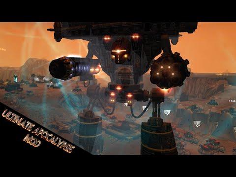 New Update! Imperator Titan! - Dawn of War Ultimate Apocalypse Mod