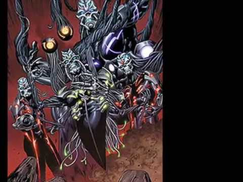 Grudge Match 15: Brainiac vs Ultron - YouTube